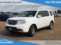 2012 Honda Pilot EX-L This Honda Pilot is Herrnstein