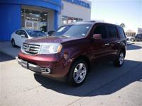 Exterior Color: dark cherry pearl ii, Body: SUV,