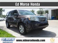 Check out this gently-used 2012 Honda Pilot we recently