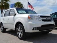 REDUCED FROM $40,200!, EPA 25 MPG Hwy/18 MPG City!