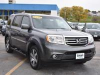 This 2012 Honda Pilot Touring is offered to you for