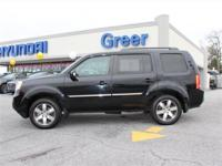 Look no further this 2012 Honda Pilot Touring