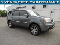 Here is a gorgeous Honda Pilot Touring equipped with