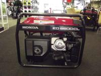 2012 Honda Power Equipment EG6500 Call our Dedicated