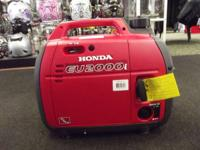 2012 Honda Power Equipment EU2000i Call our Dedicated