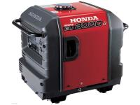 2012 Honda Power Equipment EU3000iS Power Equipment
