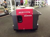 2012 Honda Power Equipment EU3000iS Call our Dedicated