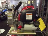 2012 Honda Power Equipment WX10 Lightweight Call our