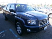 The 2012 Honda Ridgeline have the muscle that serious