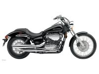And plenty of envy too. 2012 Honda Shadow Spirit 750