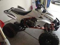 2012 Honda TRX 450R This Powersport currently has a