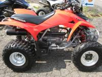 "We are selling an ""Almost Like New"" 2012 Honda TRX250X"