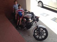 2012 Honda VT1300X Fury. Excellent shape- Corbin king