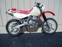 Motorbikes Adventure 8356 PSN. 2012 Honda XR650L CLEAN