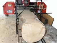 "The HFE-36 is able to handle a 36"" diameter log, comes"