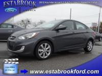 This 2012 Hyundai Accent GLS is a really really nice