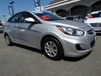 Wow look at this ONE OWNER LOW MILEAGE Hyundai Accent