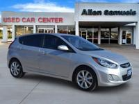 2012 Hyundai Accent 4dr Car SE Our Location is: Allen