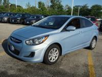 2012 Hyundai Accent GLS Odor Free Interior, This Car