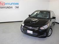 Gray w/Cloth Seat Trim. 2012 Hyundai AccentCARFAX