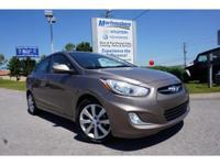 2012 Brown Hyundai Accent GLS EXCLUSIVE LIFETIME