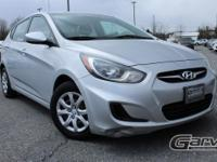 New arrival! 2012 Hyundai Accent! This vehicle comes