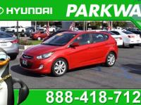 2012 Hyundai Accent SE Boston Red 1.6L I4 DGI DOHC 16V