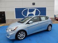 We are excited to offer this 2012 Hyundai Accent. Your