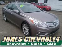 New Arrival! This 2012 Hyundai Azera Base will sell