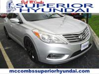 Safe and reliable, this Used 2012 Hyundai Azera 4DR SDN