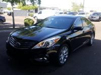 Graphite Black w/Leather Seating Surfaces. 2012 Hyundai