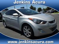 2012 Hyundai Elantra 4 Dr Sedan GLS Our Location is: