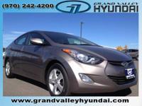 2012 Hyundai Elantra 4dr Car GLS Our Location is: Grand