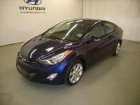 2012 Hyundai Elantra 4dr Sedan Limited Limited Our