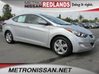 2012 Hyundai Elantra GLS (A6) Our Location is: Metro