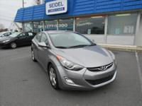 This 2012 Hyundai Elantra GLS is just the great