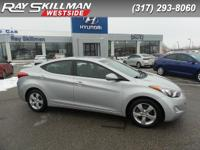 FUEL EFFICIENT 38 MPG Hwy/28 MPG City! GLS trim,