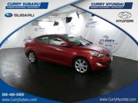 Come see this 2012 Hyundai Elantra . Its transmission