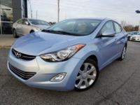 2012 LIMTED ELANTRA ///NAV//LEATHER//REARVIEW