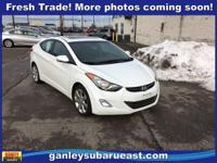 Hyundai Elantra Limited 2012 Newly Detailed, 4-Wheel