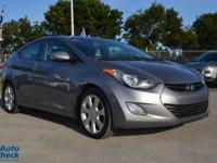 You're looking at a 2012 Hyundai Elantra Limited