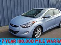 Check out this gently-used 2012 Hyundai Elantra we