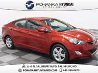 Gasoline! Red Hot! Pohanka Hyundai of Salisbury clients
