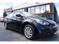 2012 HYUNDAI Elantra SEDAN 4 DOOR Our Location is: Gus