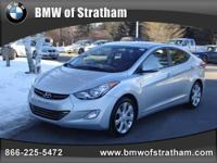 Ira BMW presents this CARFAX 1 Owner 2012 HYUNDAI