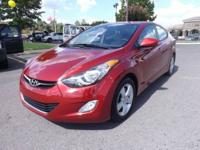 2012 Hyundai Elantra Sedan GLS Our Location is: Orr