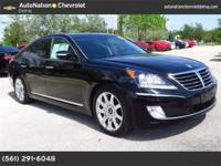2012 Hyundai Equus Our Location is: AutoNation