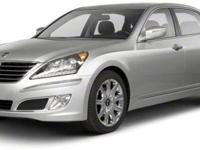 2012 Hyundai Equus Signature, Granite Gray