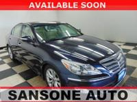 CARFAX One-Owner. Clean CARFAX. Blue 2012 Hyundai