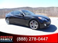 Load your family into the 2012 Hyundai Genesis Coupe!